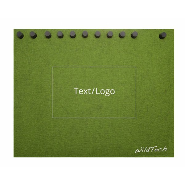 Ableton Individual Push DeckCover Farn-Green
