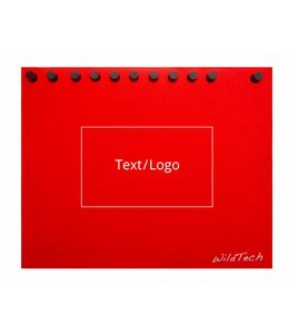 Ableton Individual Push DeckCover Bright-Red