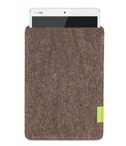 Huawei MediaPad Sleeve Natur-Meliert
