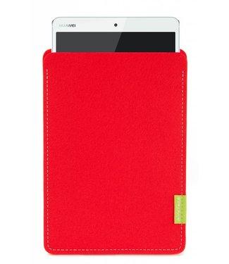 Huawei MediaPad Sleeve Hellrot