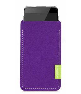 Alcatel One Touch Sleeve Lila