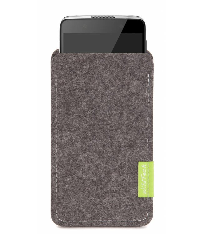 Alcatel One Touch Sleeve Grau