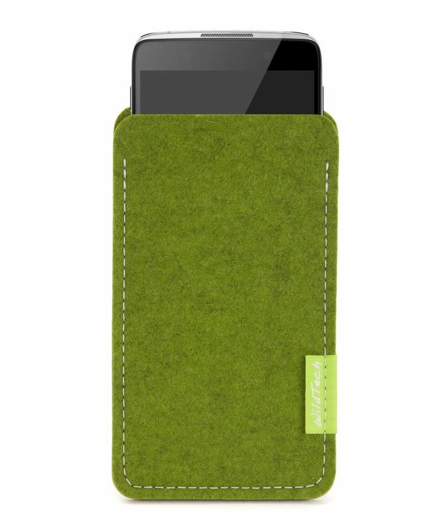Alcatel One Touch Sleeve Farn-Green