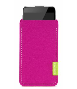 Alcatel One Touch Sleeve Pink