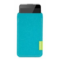 Alcatel One Touch Sleeve Turquoise