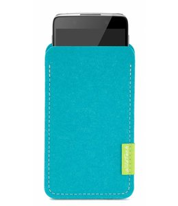 Alcatel One Touch Sleeve Türkis