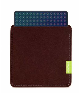 ROLI Lightpad Block Sleeve Dark-Brown