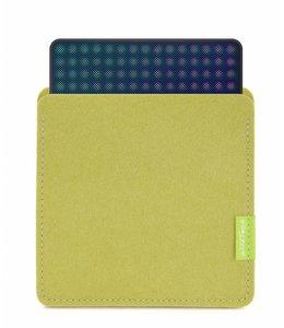ROLI Lightpad Block Sleeve Lindgrün