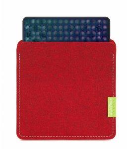 ROLI Lightpad Block Sleeve Kirschrot
