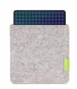 ROLI Lightpad Block Sleeve Hellgrau