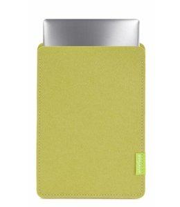 Asus ZenBook Sleeve Lindgrün