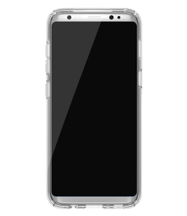 Samsung Galaxy S8 / S8 Plus TPU Case Transparent