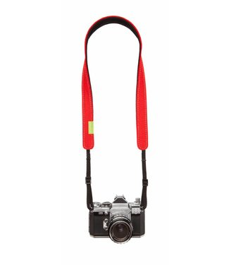 CameraStrap Lite Bright-Red