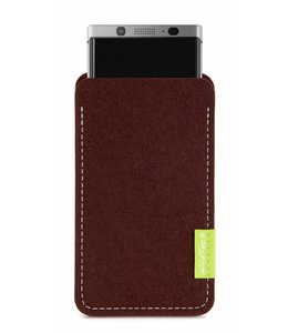 BlackBerry Sleeve Dunkelbraun