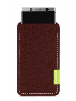 BlackBerry Sleeve Dunkelbraun