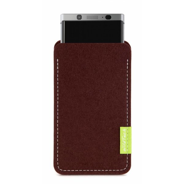 BlackBerry Sleeve Dark-Brown