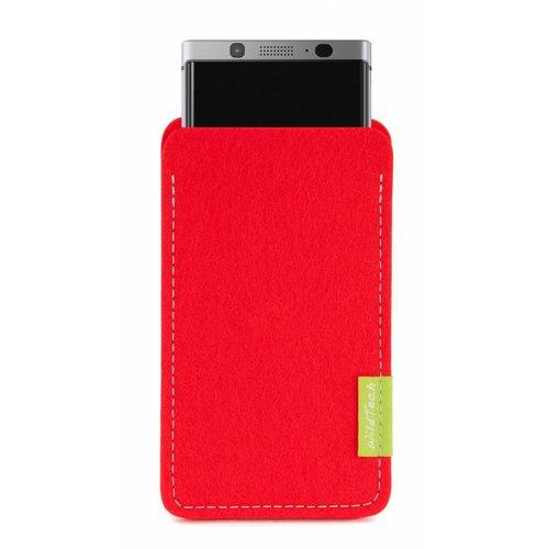 BlackBerry Sleeve Bright-Red