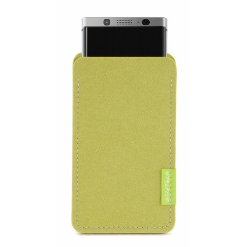 BlackBerry Sleeve Lime-Green