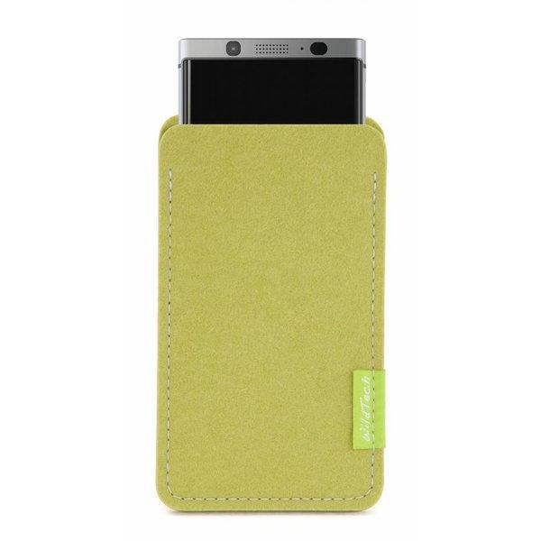 BlackBerry Sleeve Lime-Green