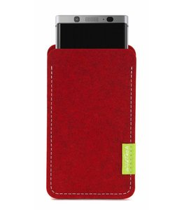 BlackBerry Sleeve Kirschrot
