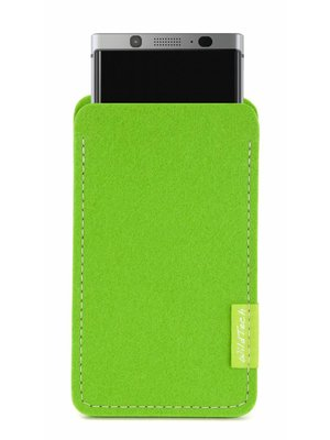 BlackBerry Sleeve Maigrün