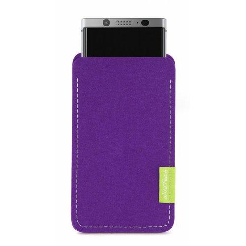 BlackBerry Sleeve Purple
