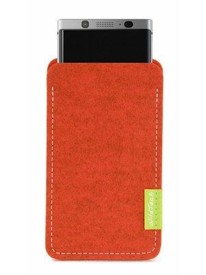 BlackBerry Sleeve Rust