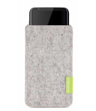Samsung Galaxy Sleeve Light-Grey