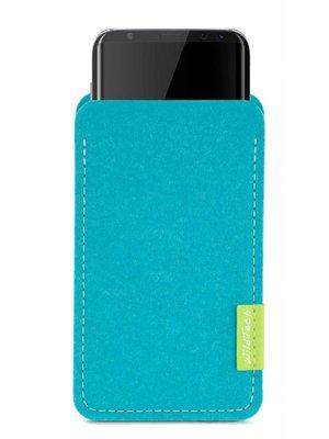 Samsung Galaxy Sleeve Türkis