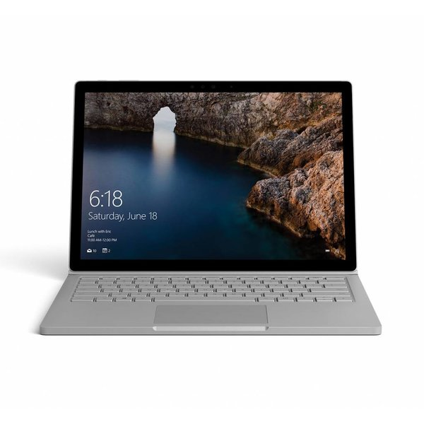 Microsoft Surface Book Sleeve Light-Grey