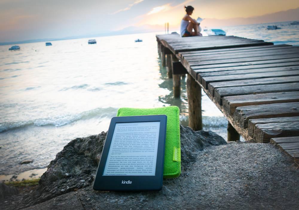 Urlaubszeit - Lesezeit!