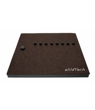 Native Instruments Maschine DeckCover Trüffelbraun