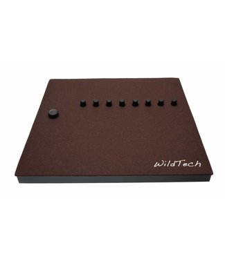Native Instruments Maschine DeckCover Dunkelbraun