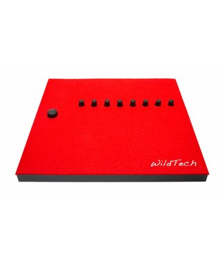 Native Instruments Maschine DeckCover Bright-Red