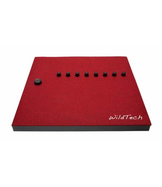 Native Instruments Maschine DeckCover Kirschrot