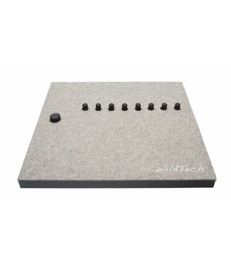 Native Instruments Maschine DeckCover Hellgrau