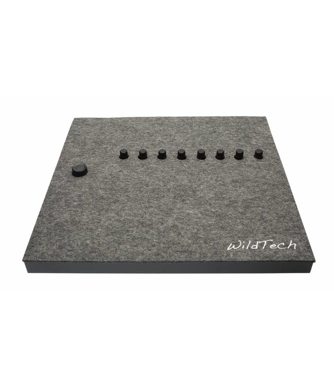 Native Instruments Maschine DeckCover Grau