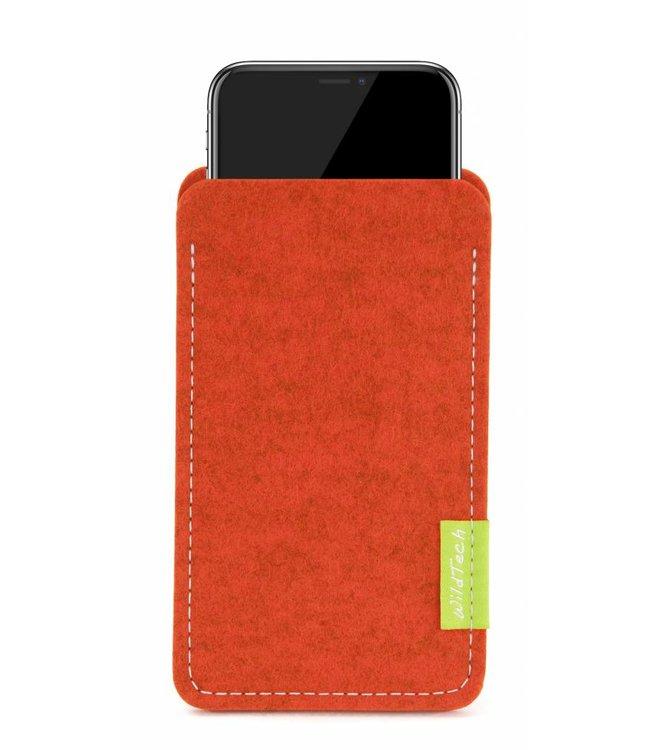 Apple iPhone Sleeve Rust