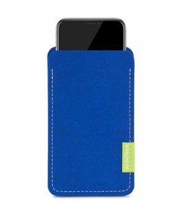 Apple iPhone Sleeve Azure