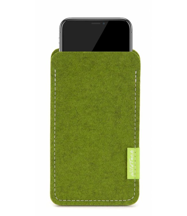 Apple iPhone Sleeve Farn-Green