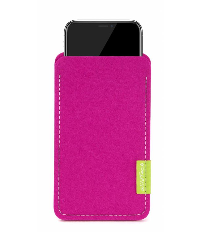 Apple iPhone Sleeve Pink