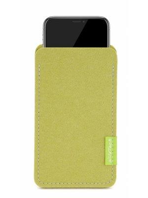 Apple iPhone Sleeve Lime-Green
