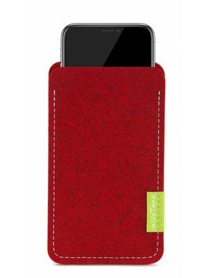 Apple iPhone Sleeve Cherry