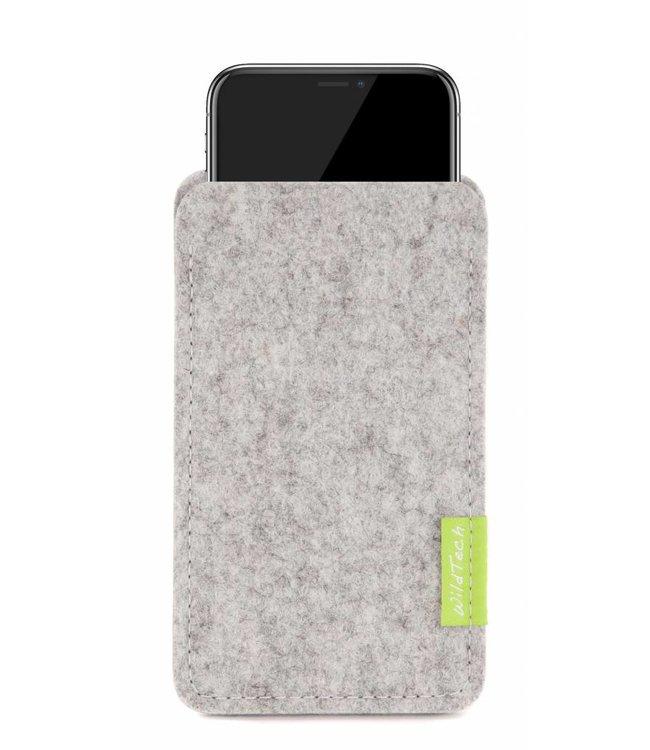 Apple iPhone Sleeve Light-Grey