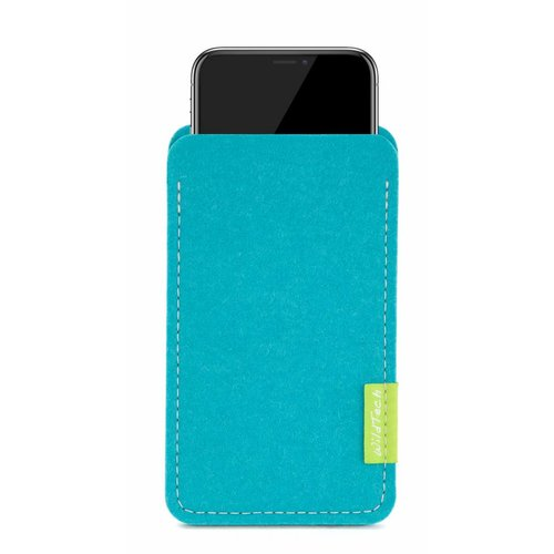 Apple iPhone Sleeve Turquoise
