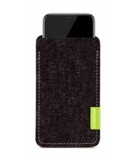 Apple iPhone Sleeve Anthrazit