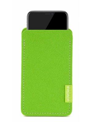 Apple iPhone Sleeve Bright-Green