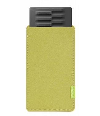 ROLI Seaboard Block Sleeve Lindgrün