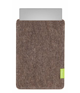 Dell XPS Sleeve Natur-Meliert