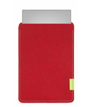 Dell XPS Sleeve Kirschrot